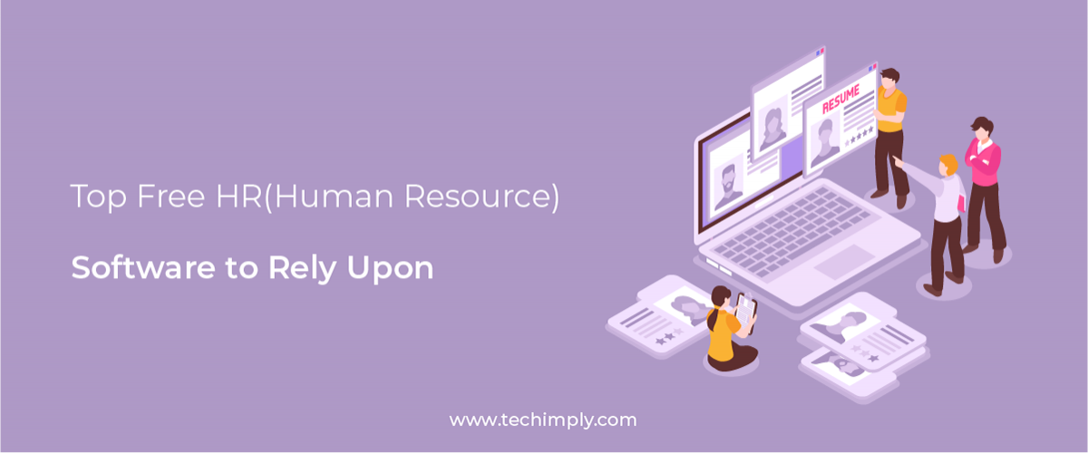 Top Free HR Software | Techimply